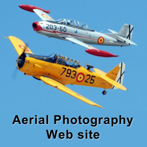Aerial Photography Web Site