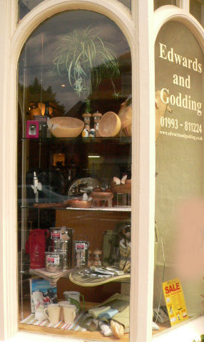 The AGA Shop window