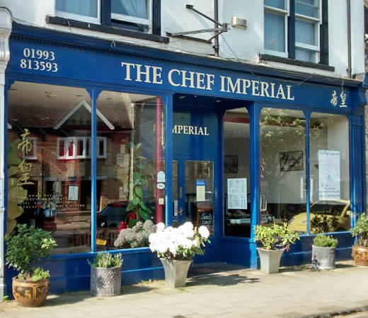 The Chef Imperial