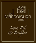The Marlborough Arms logo