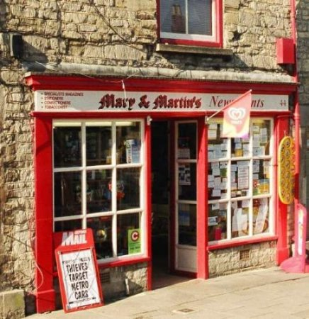 Mary & Martins Newsagents