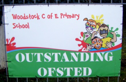 Woodstock CE Primary School Ofsted