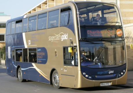 Stagecoach S3 Bus